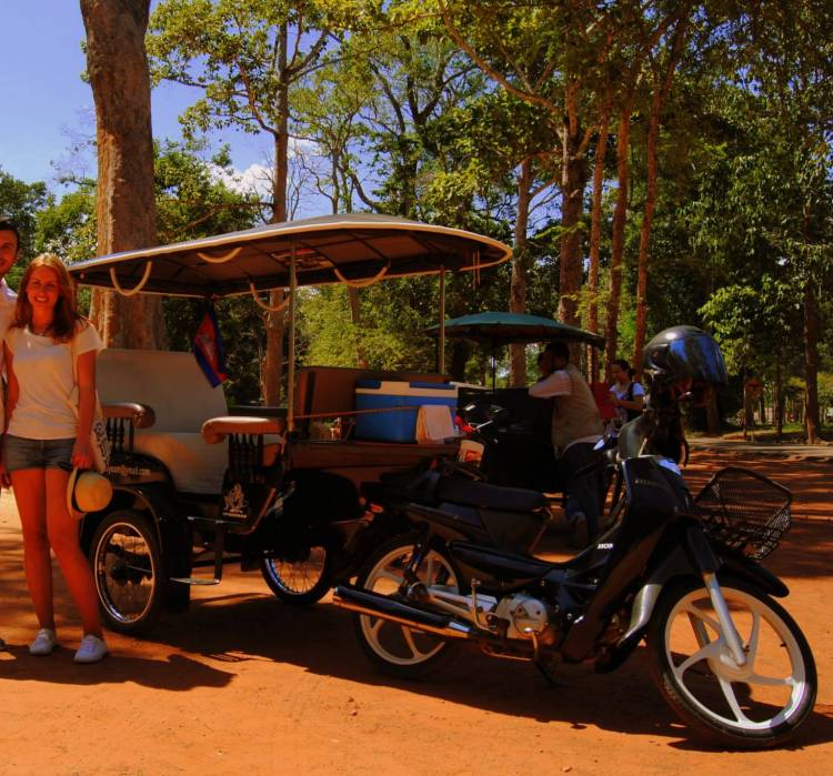 Safety in Cambodia