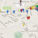 Angeles City Ebook Guide & Map