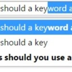 How Many Times Should You Use a Keyword?