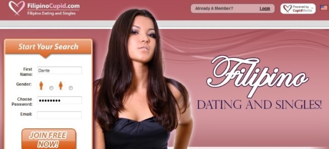 Filipino dating website