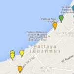 Pattaya Ebook Guide & Map