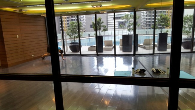 knightsbridge-apartment-gym-manila-yoga-room