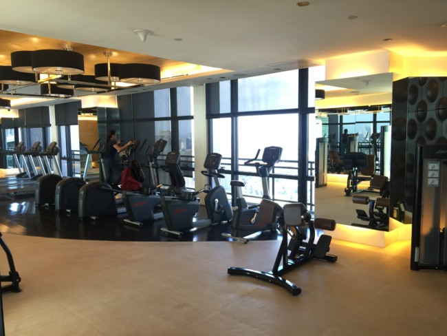 Where to live in manila as a single guy gramercy residences for Living room zumba