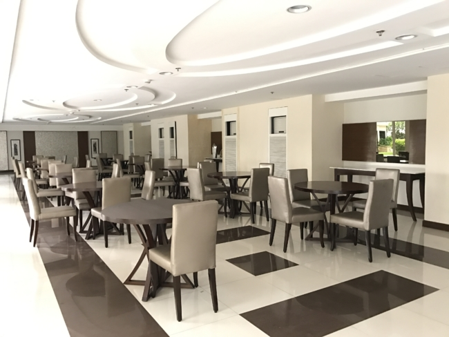 function of dining room | Quiet, Cheap Manila Condo Near Mall of Asia | Solemare ...